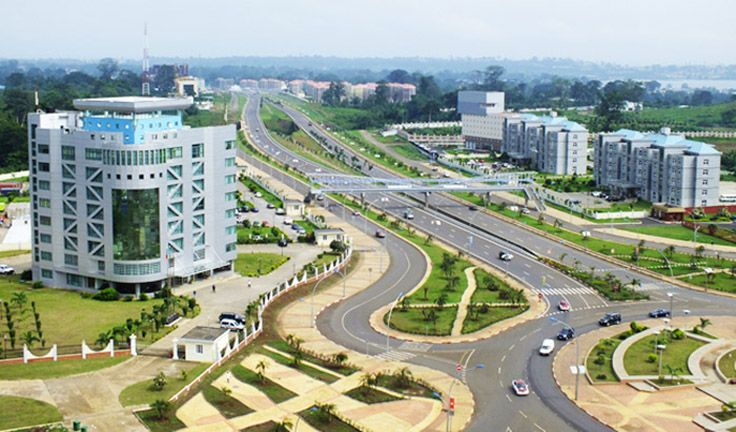 Investment in infrastructure is evident in Malabo. Equatorial Guinea: the Bradt Travel Guide. www.bradtguides.com