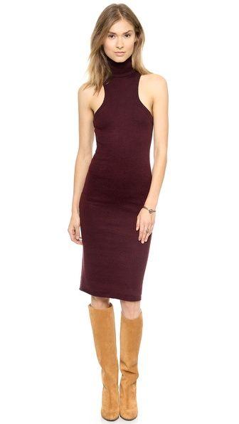 Rachel Pally Sleeveless Turtleneck Dress $172 (originally $246) via ShopBop