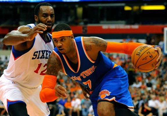 Jim Boeheim divulged in his new book that Carmelo Anthony got four 'Cs' and one