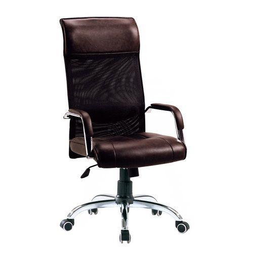 Christies Home Living Oc 09 Adjustable Swivel Office Chair Brown Oc 09 Swivel Office Chair Executive Chair Executive Office Chairs