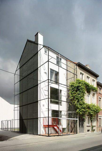 90 best ideas about de vylder vinck taillieu architecten for Dujardin olivier