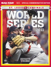 St. Louis Cardinals - World Series Champs 2011 special edition