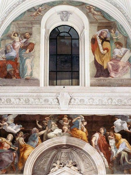 Sibille - Raffaello Sanzio - Santa Maria della Pace