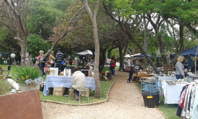 Provance Antiques Market, Pretoria. First Saturday of every month