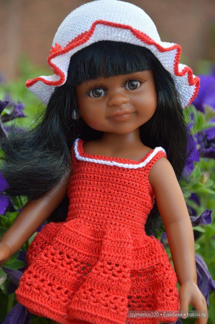 Дарю летнее настроение:) / Одежда и обувь для кукол - своими руками и не только / Бэйбики. Куклы фото. Одежда для кукол