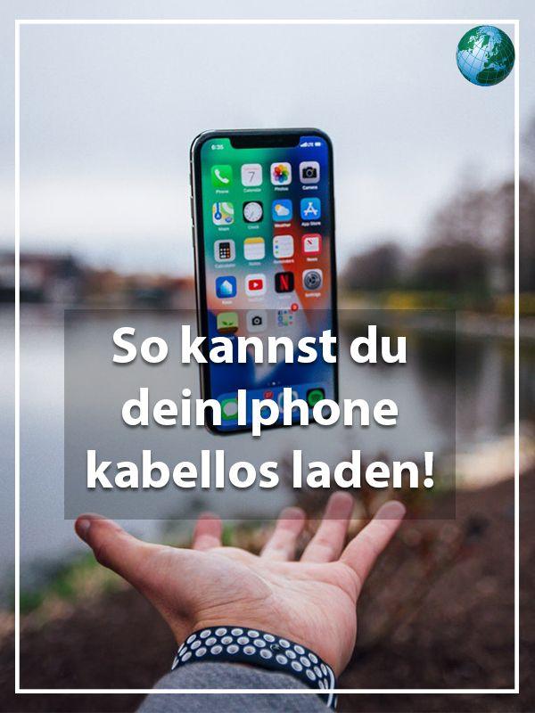 Iphone 6 Kabellos Laden Geht Das Iphone Iphone Laden Und Iphone 6