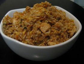 A Recipe for Sanity: Better than Takeout: Chicken Fried Rice