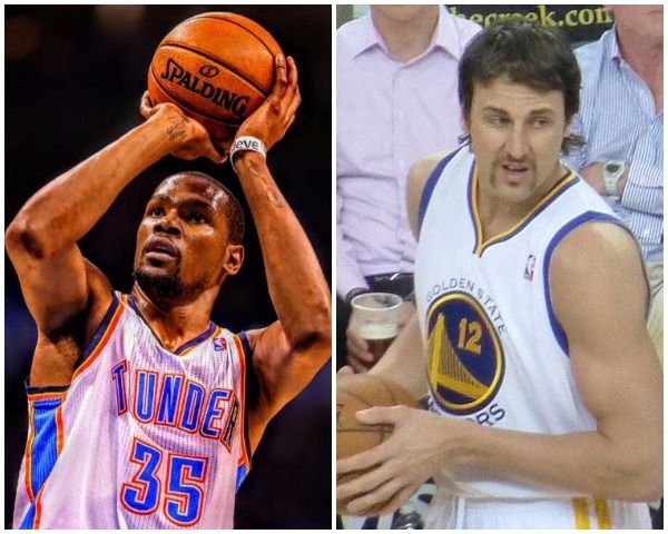 Golden State Warriors 2016 Drop Andrew Bogut To Dallas Mavericks For Kevin Durant - http://www.morningledger.com/golden-state-warriors-2016-drop-andrew-bogut-dallas-mavericks-kevin-durant/1382345/