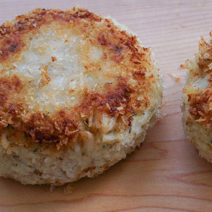 Baltimore Crab Cakes