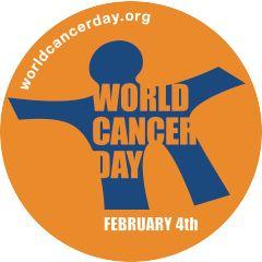 Today is World Cancer Day: 4th February 2015 | Please help us honor all cancer survivors, those still fighting and those that lost their battle, by spreading the message on the benefit of early cancer detection; it improves and saves lives.