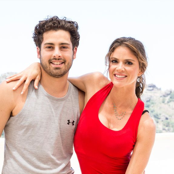 KellyAnne and Anthony | The Challenge: Battle of the Bloodlines TV Series Cast Members | MTV