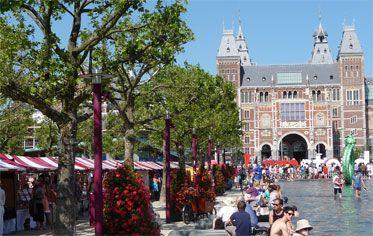 Museum Market Amsterdam