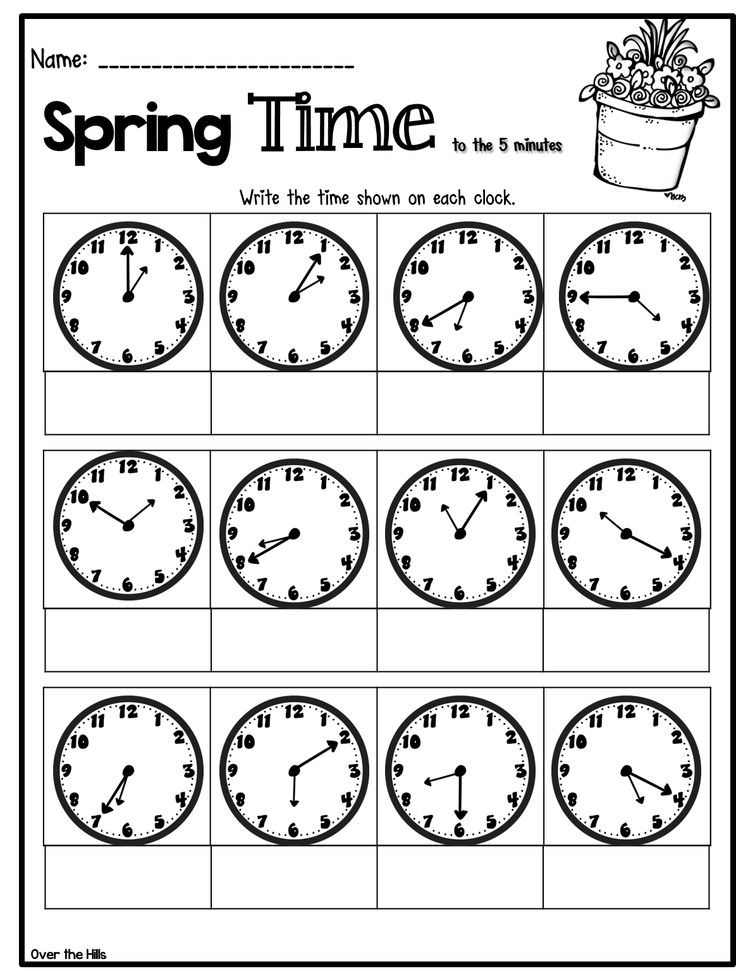 Print and Go with these fabulous math and literacy printables!