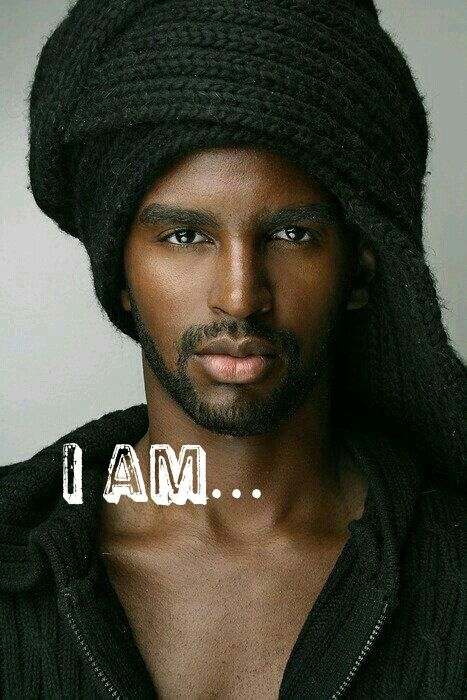 A North African man