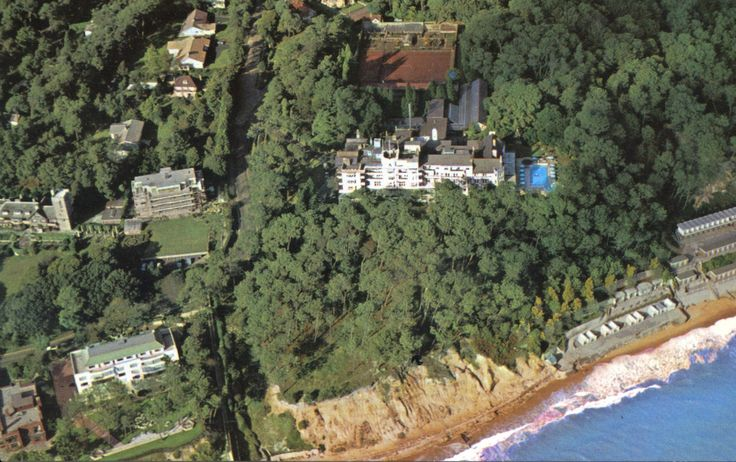 Branksome Towers Hotel