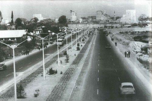 Topkapı - Cevizlibağ / 1960′lar