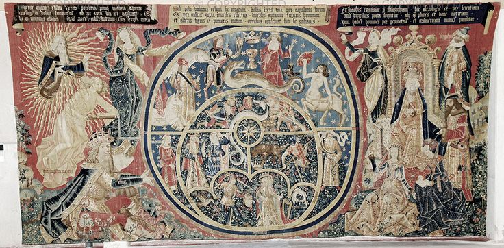 The movements of the universe, 1450-1500 Toledo, Museo de Santa Cruz