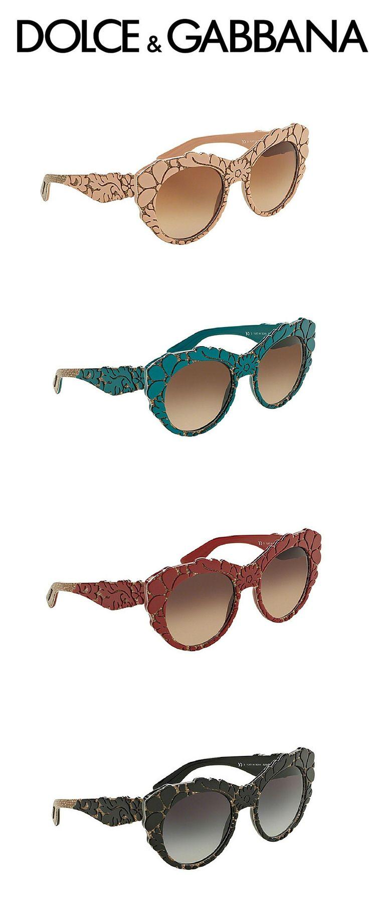 D&G glamorous style! http://www.smartbuyglasses.com/designer-sunglasses/Dolce-&-Gabbana/Dolce-&-Gabbana-DG4267-Mamas-Brocade-299913-294698.html