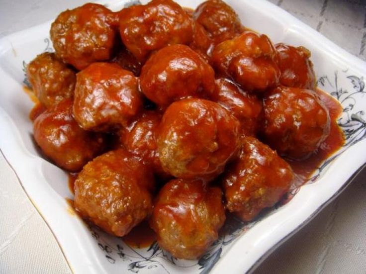 Sweet and Sour Meatballs Recipe from The Chinese Kitchen