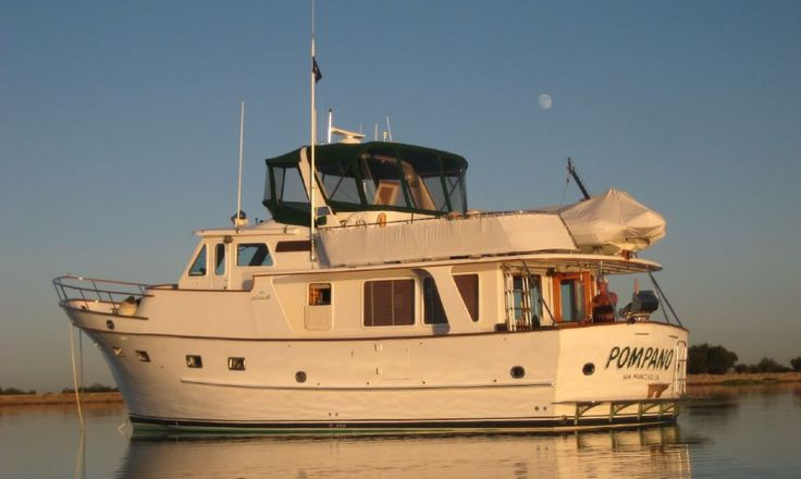 1988 DeFever 49 Pilothouse Power Boat For Sale - www.yachtworld.com