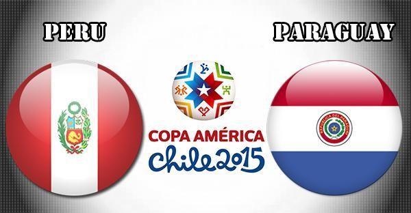 Perù-Paraguay Rojadirecta streaming calcio gratis diretta tv Gazzetta TV Finalina Coppa America Cile 2015