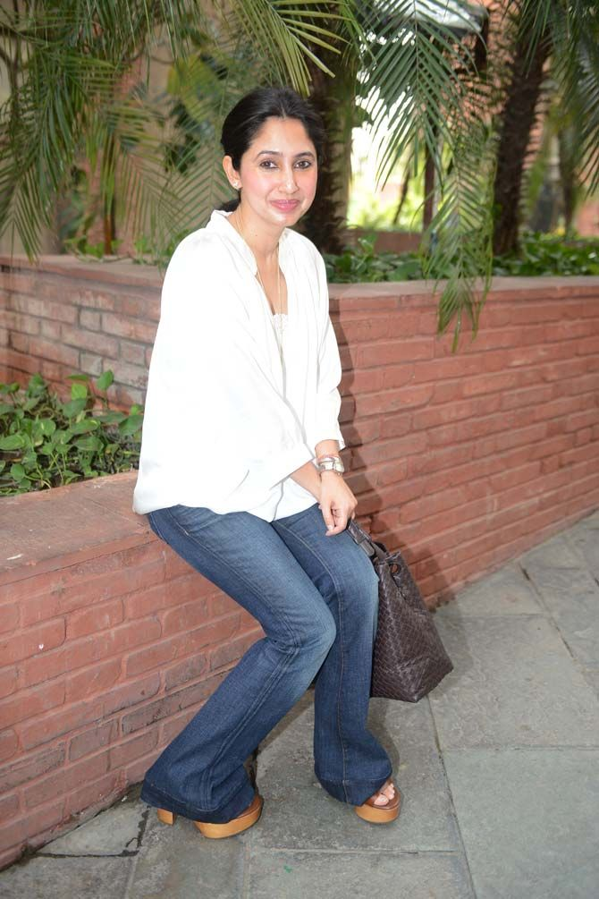 Rinke Khanna at a literary event in Delhi. #Bollywood #Fashion #Style #Beauty #Hot #WAGS