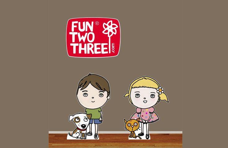 Κερδίστε 20 μηνιαίες συνδρομές για το FunTwoThree.com Παιδικές δραστηριότητες, καραγκιόζης, αλφαβητάρια, ιστορίες, παιχνιδοτραγούδια, σχέδια, μουσική και παραμύθια!