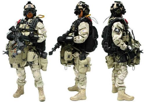 U.S. Navy SEAL HALO uniform/kit