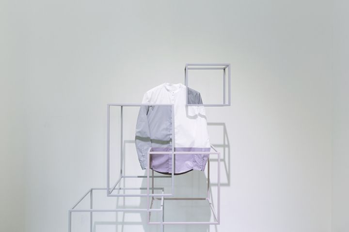 COS fashion brand installation by Nendo, Milan - Italy
