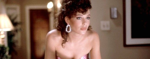 Eighties sex symbol Kelly LeBrock comes out of hiding. (Universal/courtesy Everett Collection)