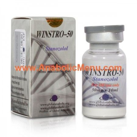 Global Anabolic Winstrol Depot 50mg Stanozolol suspension While many steroids only produce anabolic effects in terms of powerful mass, Winstrol helps to produce powerful performance enhancements in the form of extremely lean and sculpted muscles. It's excellent for achieving greater athletic performance, as an off-season bulking drug or to help lean out before a major competition.  AnabolicMenu Purchace…