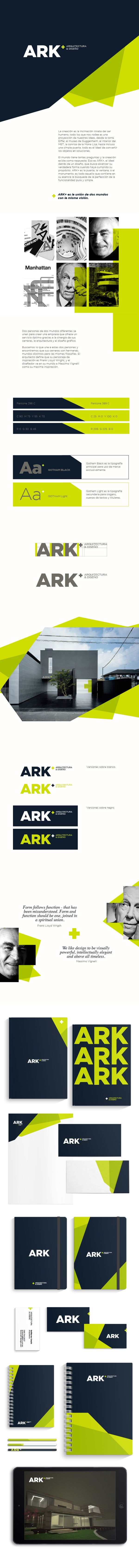 ARK+ Arquitectura & Diseño on Behance