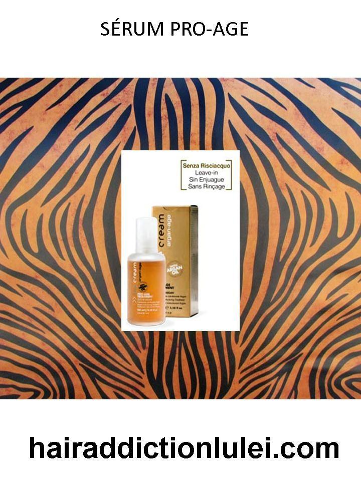 Sérum Reestructurante Pro-Age con Aceite de Argán. http://hairaddictionluilei.com/store/LEI/es/lei/351-argan-serum-pro-age-.html