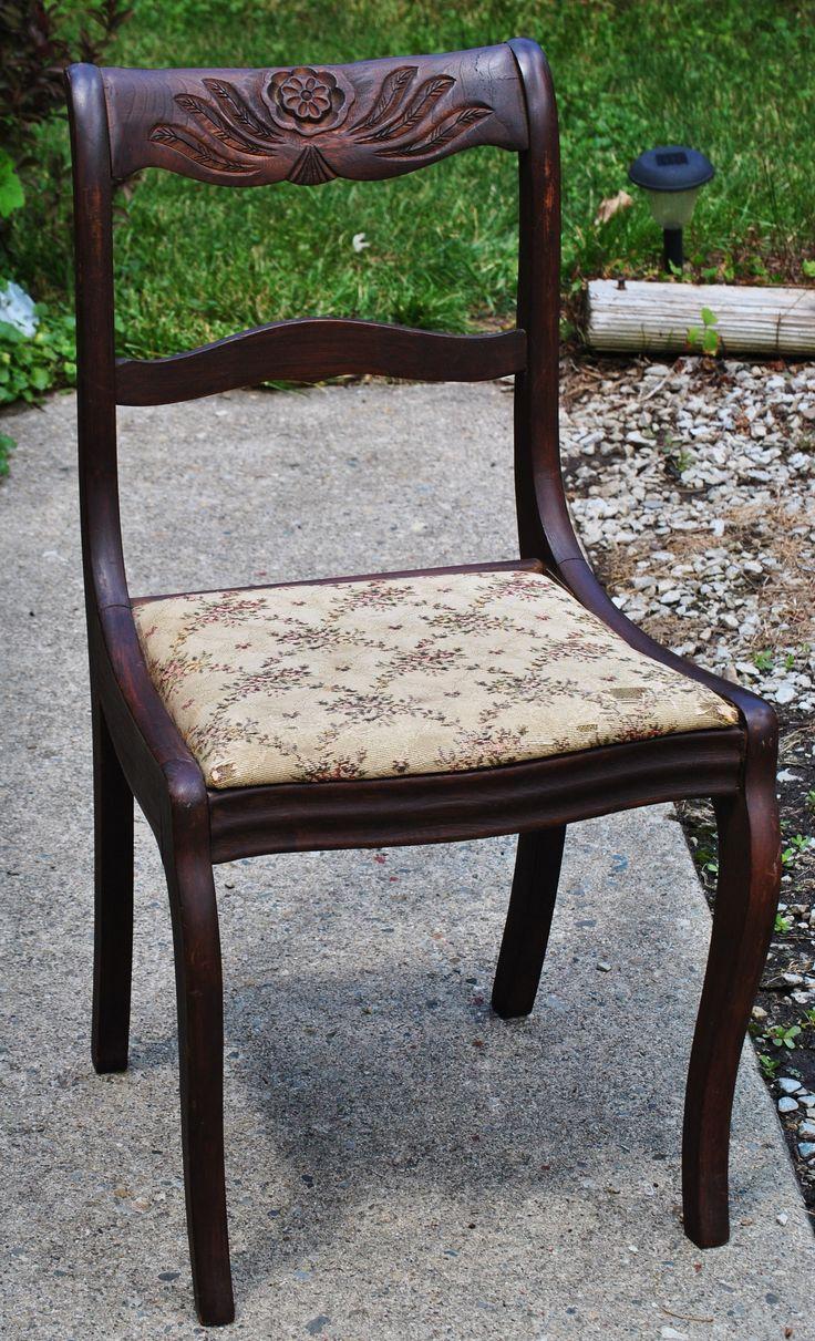 Duncan Phyfe chair Furniture Pinterest
