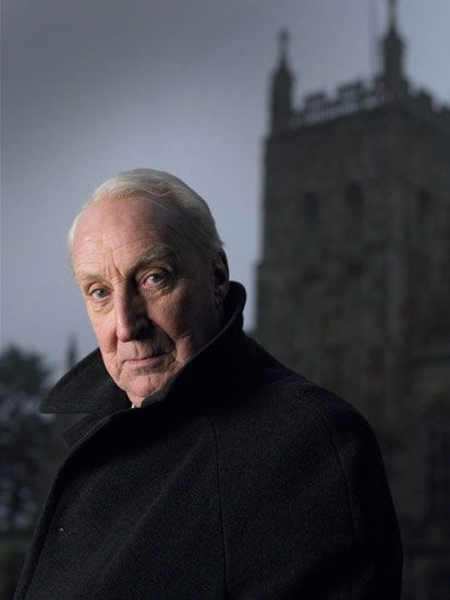Ian Richardson - the original House of Cards, so much fun.