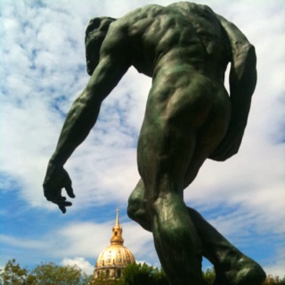 Rodin Museum. Paris