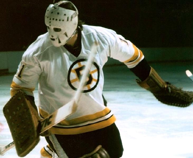 Gilles Gilbert - Boston Bruins