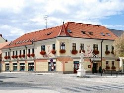 Hotel SV. MICHAL*** - Záhorie - Skalica | 123ubytovanie.sk