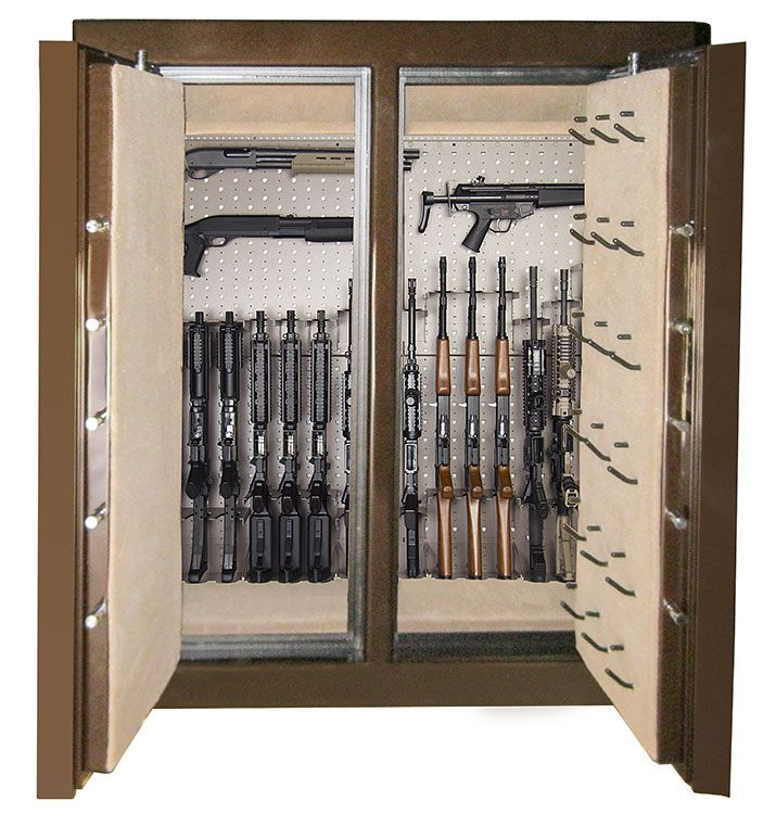 Gallow Tactical Safe Interiors