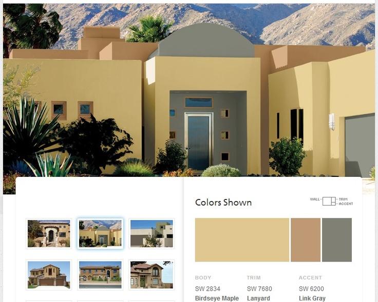 17 Best Images About Desert Color Palette On Pinterest Exterior Paint Colors Native American