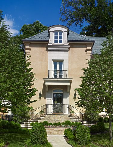 206 Best Images About House Facade Exterior French Country Traditional On Pinterest French