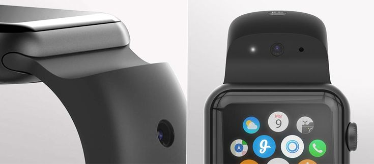 CMRA Camera Band allows you to take HD photos and videos with your Apple watch by featuring not just one, but two cameras.