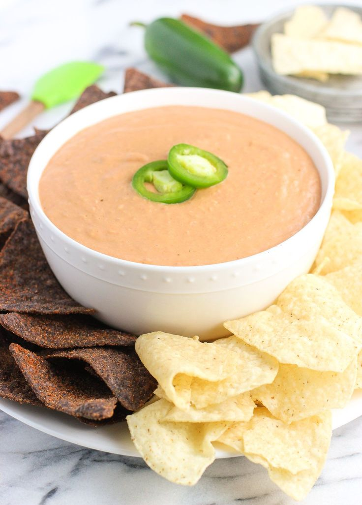 This ceamy jalapeno salsa bean dip is just what your next get-together needs. This dip has quick prep and you can easily customize the spice level.