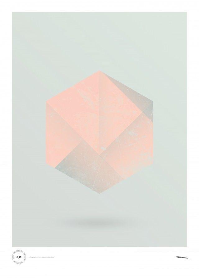 L'Hexagone – Limited editon - Geometric - TEMA