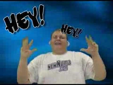 New Numa - The Return of Gary Brolsma!