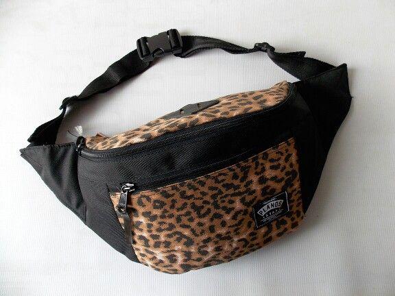Waist bag PSW Leopard Plands apparel - Rp120.000