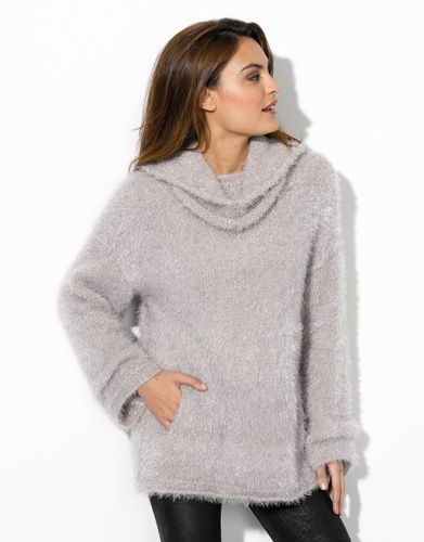 Book Woman Urban 91 Autumn / Winter | 36: Woman Sweater | Beige