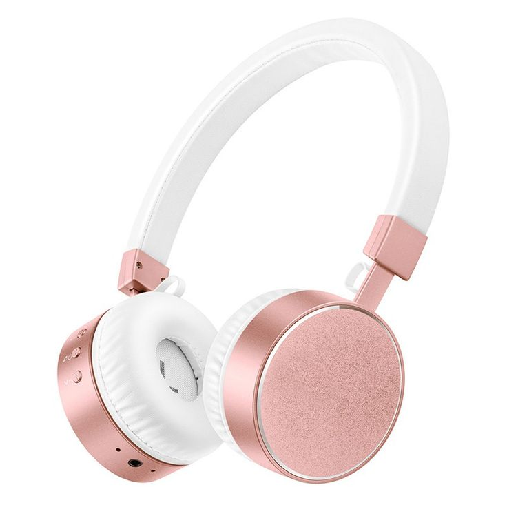 Cheap price US $26.82 Stereo Bluetooth Headphones with Mic Rose Gold Wireless Headsets for xiaomi redmi 4 pro for TV PC Mp3 Player Girls Earphones #Stereo #Bluetooth #Headphones #Rose #Gold #Wireless #Headsets #xiaomi #redmi #Player #Girls #Earphones #Online