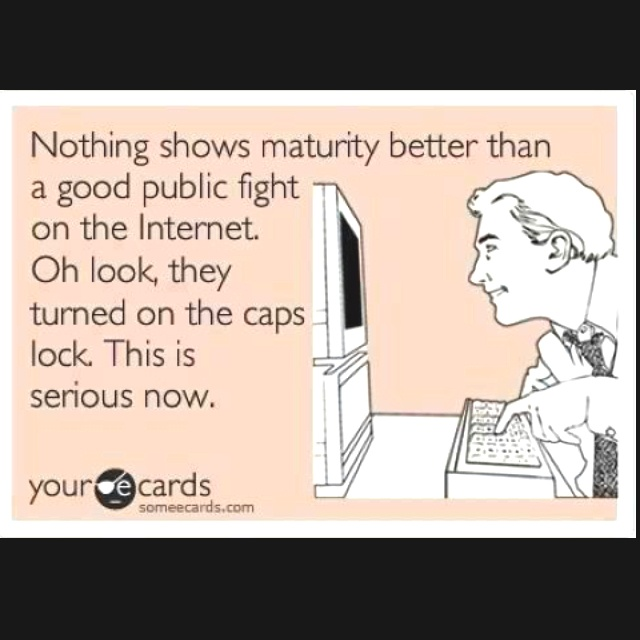 Funny Ecards About Drama