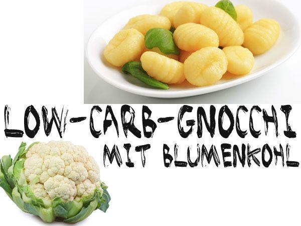 Einfach genial: Low-Carb-Gnocchi selber machen | eatsmarter.de